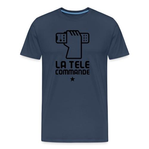 Miesten t-paita Commande - Miesten premium t-paita