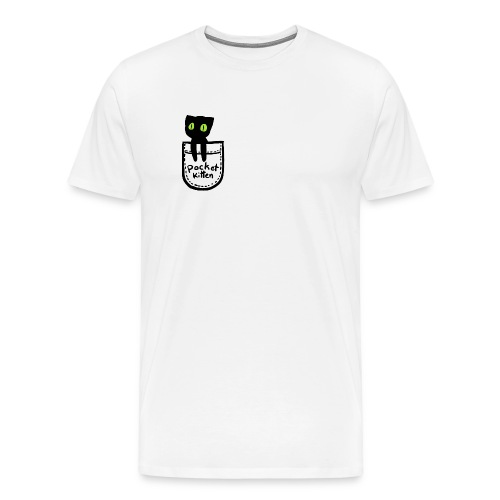 THE NEW MINECRAFT MOD NOW TO POCKETS - Men's Premium T-Shirt