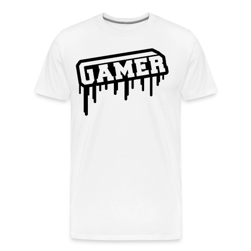 FOR GAMERS - Men's Premium T-Shirt
