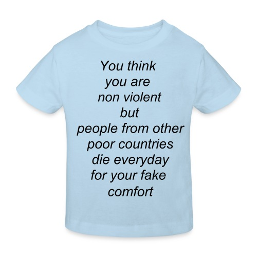 Truth # 2  - Kids' Organic T-Shirt