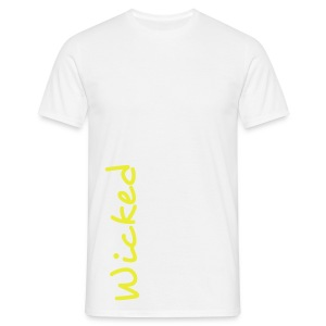 Wicked Shirt Men. - Mannen T-shirt