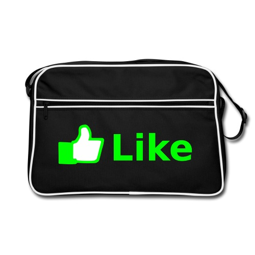 LIKE Green - Retro-tas