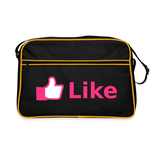 LIKE Pink - Retro-tas