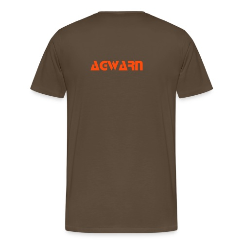 BIGTINGS AGWARN - Men's Premium T-Shirt