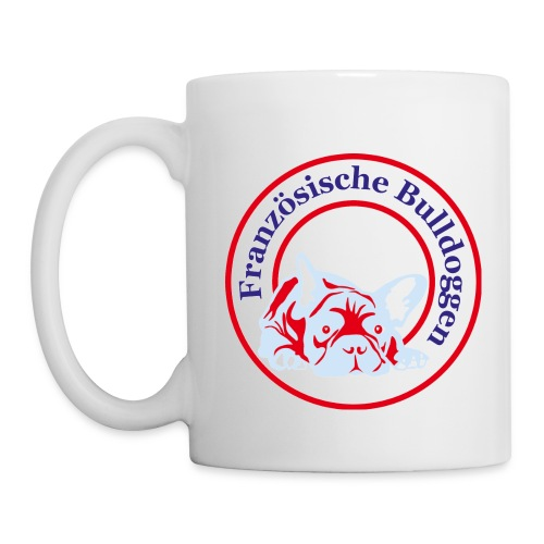 Bulldoggen Tasse - Tasse