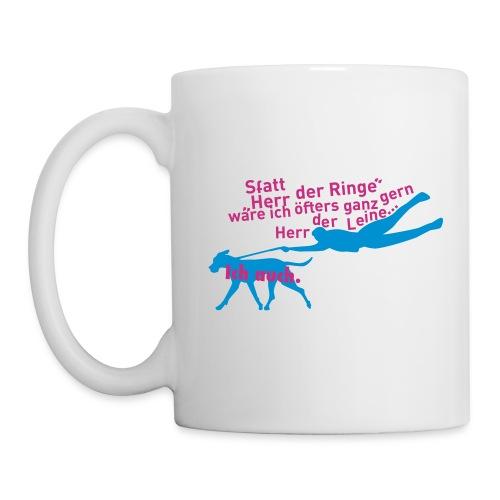 Doggenherr - Tasse
