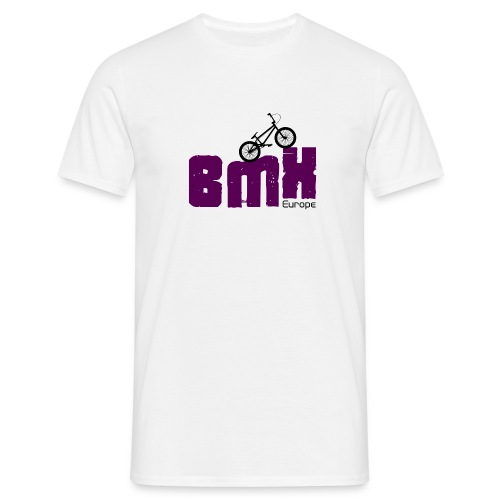 BMX EUROPE - T-shirt Homme