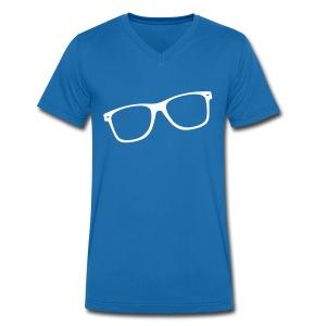 Camiseta ecológica hombre con cuello de pico de Stanley & Stella