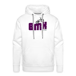 BMX EUROPE - Sweat-shirt à capuche Premium pour hommes