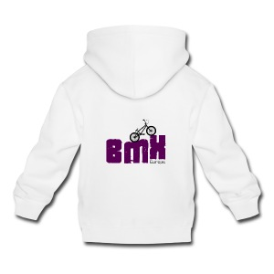 BMX EUROPE - Pull à capuche Premium Enfant