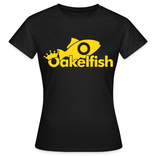 Yellow Fish - Women's T-Shirt