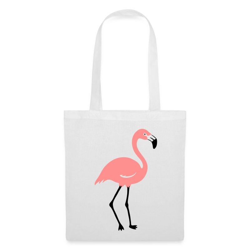 flamingo - Tas van stof