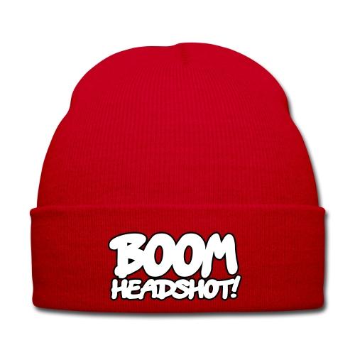 BoomHeadshot Beanie - Winter Hat