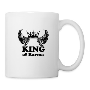 King of Karma - Tasse - Tasse