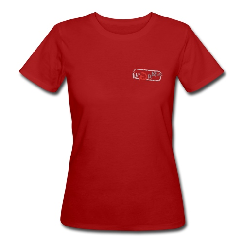 illugraphic female - Frauen Bio-T-Shirt