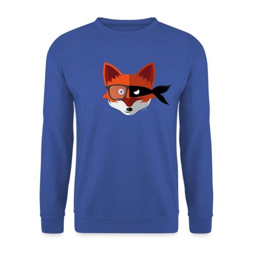 Hipster/Villain Fox - Mannen sweater
