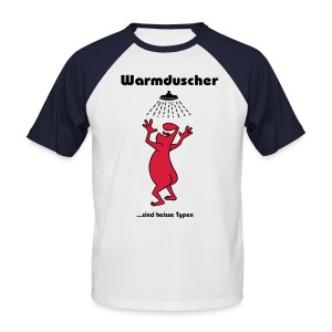 warmduscher - Men's Baseball T-Shirt