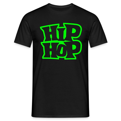 Hip Hop - Men's T-Shirt