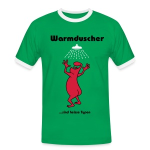 warmduscher - Men's Ringer Shirt