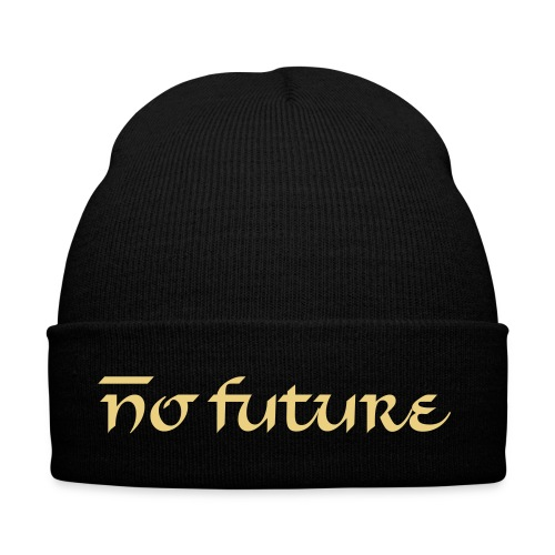 No Future Beanie - Winter Hat