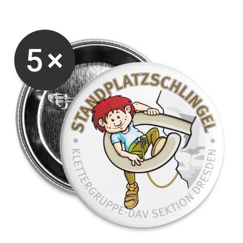 Button Standplatzschlingel - Buttons mittel 32 mm