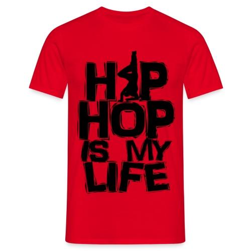 The Life - Men's T-Shirt