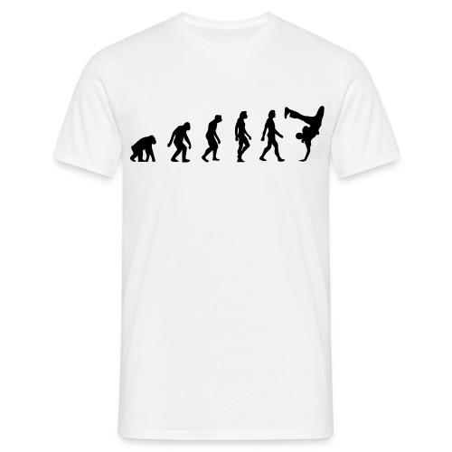 The Evolution - Men's T-Shirt