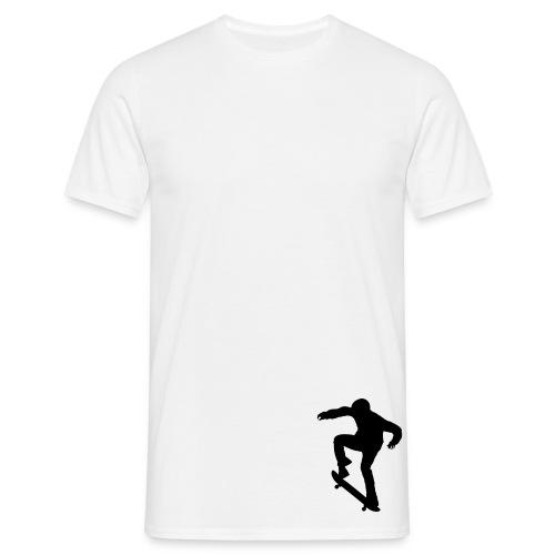 I love sk8board t-shirt - T-shirt herr