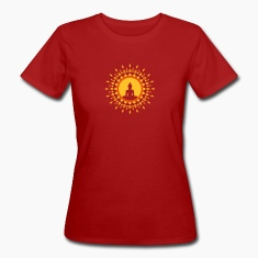 Buddha meditation, spiritual symbol enlightenment T-Shirts
