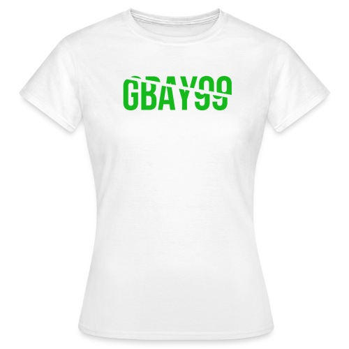 Gbay99 Logo  - Women's T-Shirt