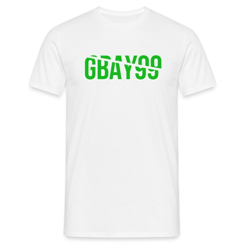 Gbay99 Logo  - Men's T-Shirt