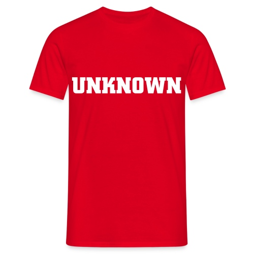 Unknown wear - Hommes - T-shirt Homme