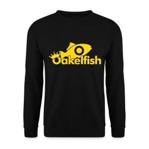 Yellow Fish - Men's Sweatshirt