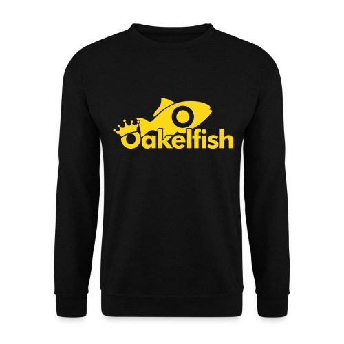 Yellow Fish - Men's Sweatshirt