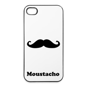 Handycover - Mustacho - iPhone 4/4s Hard Case