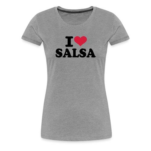 I  - Vrouwen Premium T-shirt