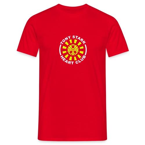 Tony Stark Heart Club Homme - T-shirt Homme
