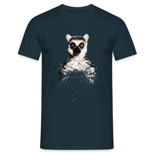 Lemurien Splash - T-shirt Homme