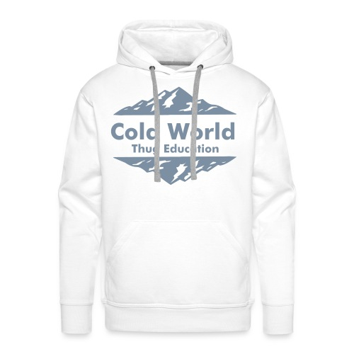 Hoodie  Cold World   - Sweat-shirt à capuche Premium pour hommes