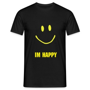 im happy tee - Men's T-Shirt