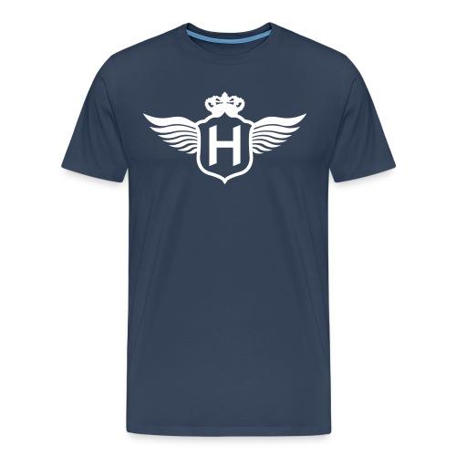 Herren T-shirt - Hippster - Männer Premium T-Shirt