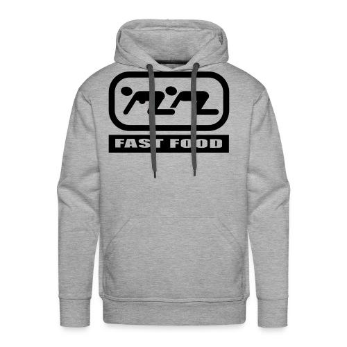 GUYK RULES - Sweat-shirt à capuche Premium pour hommes