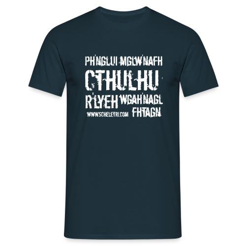 Cthulhu (uomo) - Maglietta da uomo