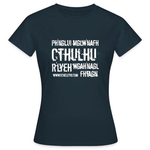 Cthulhu (donna) - Maglietta da donna