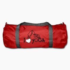 I love yoga Bags & Backpacks