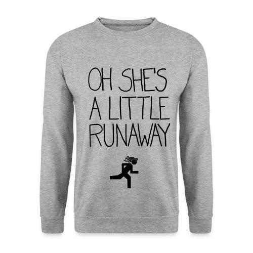 Pullover Runaway (auch für Frauen) - Männer Pullover