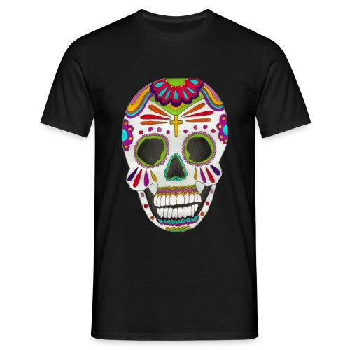 Männer T-Shirt Skull - Männer T-Shirt