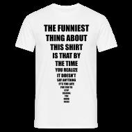 T-shirts ~ Mannen T-shirt ~ Productnummer 24209168