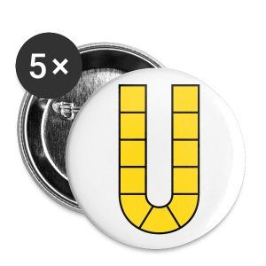 Dortmunder U - Buttons mittel 32 mm