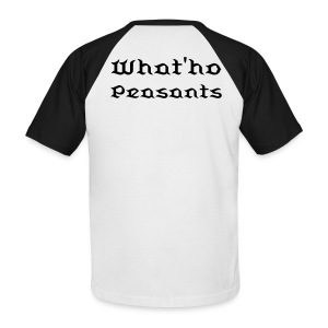 What'ho Peasants Bloke Tee - Men's Baseball T-Shirt